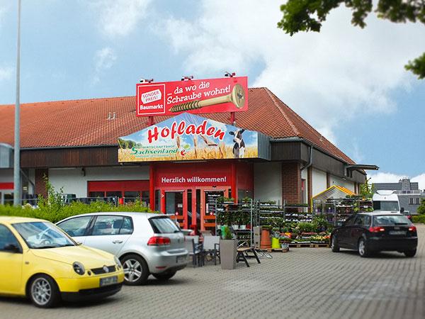 Burgstädt | Hofladen mit Landfleischerei Filiale